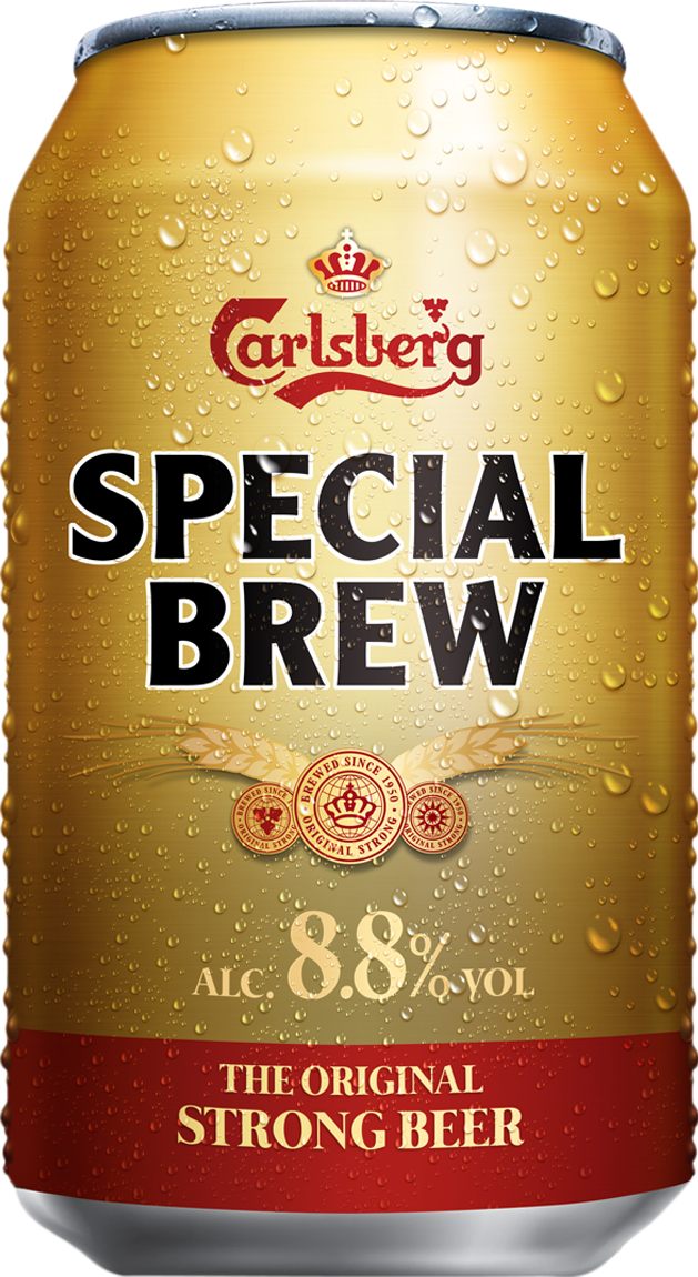 How to drink carlsberg you can learn from my gf - 5 4